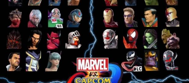 Leaked Roster Breakdown & DLC Predictions - Marvel vs. Capcom Infinite - YouTube/Love Smash