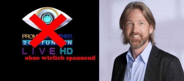 """Marc Rasmus zwar Senderchef von Kabel Eins, verantwortet aber """"Promi Big Brother"""" / Fotos: ProSiebenSat.1; Sky - Montage"""