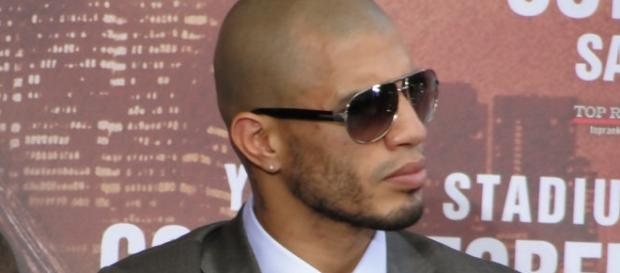 Miguel Cotto - photo by Bryan Horowitz/Flickr