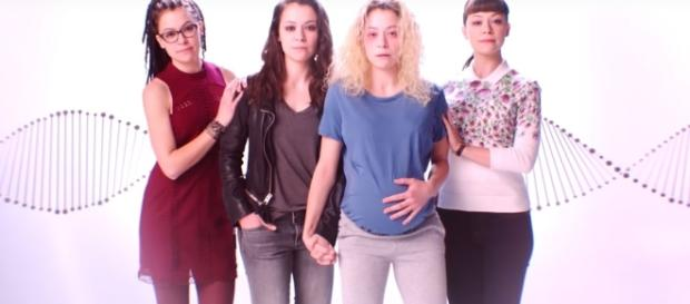 """""""Orphan Black"""" Season 5 airs its tenth and final episode this Saturday. (Source: Youtube/BBC America)"""