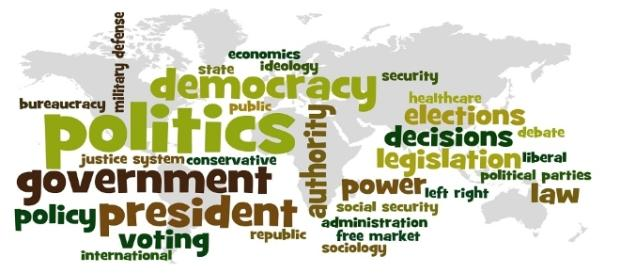 politics and democracy (Google.co.uk)