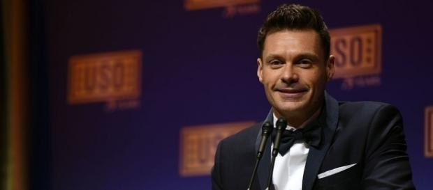 Ryan Seacrest talked about his relationship with Shayna Taylor. (Wikimedia/Jim Greenhill)