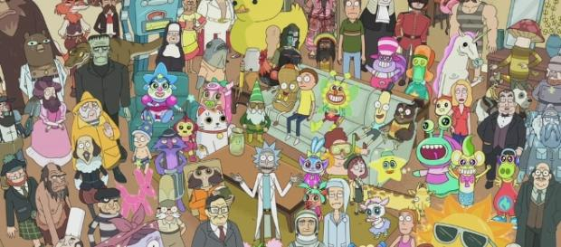 Welcome to the world of Rick and Morty, https://www.flickr.com/photos/gray_um/20931966766