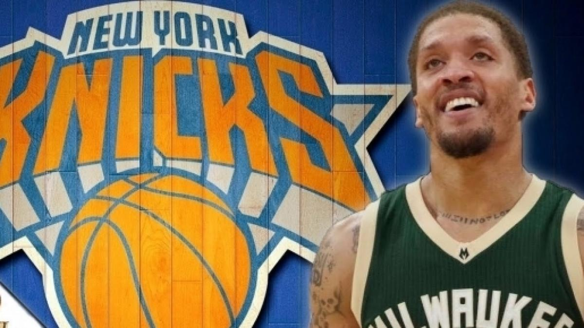 New York Knicks sign Michael Beasley  Lakers acquire Briante Weber e1d7b876d