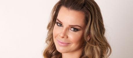 Fernanda Souza não renova com a Globo