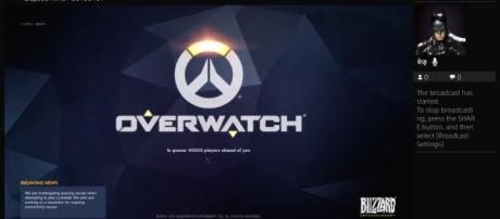'Overwatch' long queues for log in and Lucioball experienced after Summer Games (Brendan Funes/YouTube Screenshot)