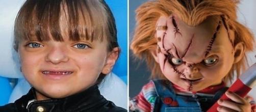 Americana diz que a filha de Ticiane parece o Chuck