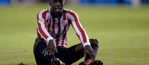 Atletico Bilbao striker Inaki Williams JJ Sports Gallery