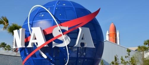 Bambino manda la lettara alla NASA