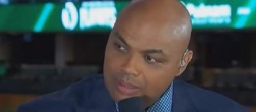 Charles Barkley said he wants to play with LeBron James right now -- Ringz, Erneh! via YouTube