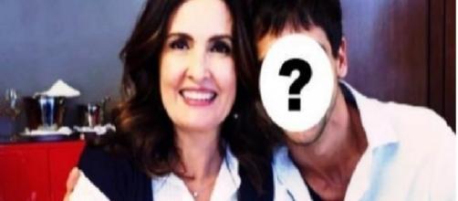 De novo, Fátima tirou foto ao lado de rapaz e internautas dizem que é namoro