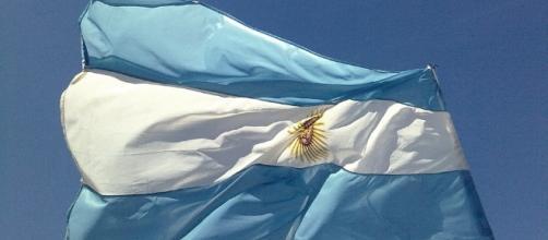Drapeau De L'Argentine, Argentine
