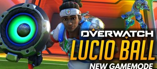 Enjoy Lucioball right now in 'Overwatch.' (image source: YouTube/Overwatch Central)