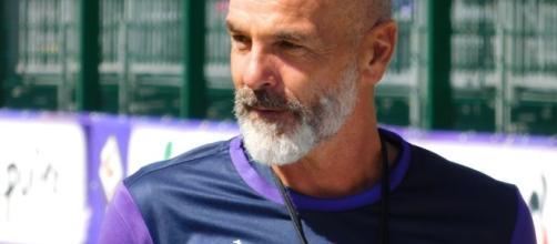 Il nuovo allenatore della Fiorentina Stefano Pioli - fiorentinanews.com