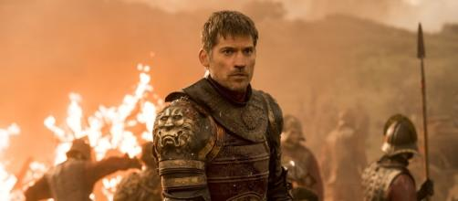 "Jaime Lannister em ""The Spoils of War"""
