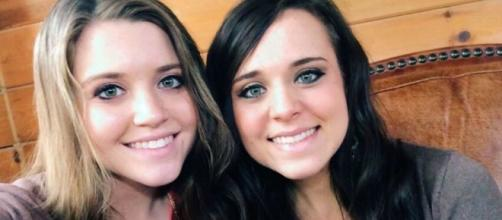 Jinger and Joy Anna Duggar photo via Instagram