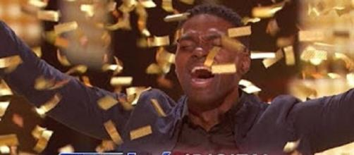 "Johnny Manuel got the final ""America's Got Talent"" golden buzzer from Judge Cuts but not the only golden moment of the night. Screencap AGT/YT"