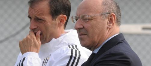 Juventus, Marotta a lavoro per cercare di accontentare Max Allegri