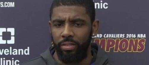 Kyrie Irving is under contract with the Cavaliers for two more years -- ChieftheGamer via YouTube