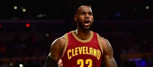 """Lebron James is not yet ready to focus on filming """"Space Jam 2"""" after finals lost. - givemesport.com"""
