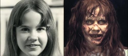 Linda Blair interpretou Regan MacNeil no filme O Exorcista.