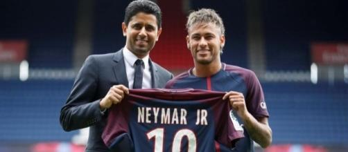 Neymar says money not motive after joining Paris Saint-Germain in ... - hindustantimes.com