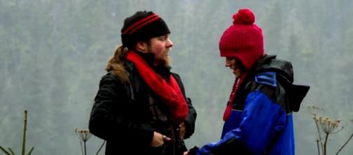 Noah and Girlfriend Rhain | Alaskan Bush People Discovery | YouTube
