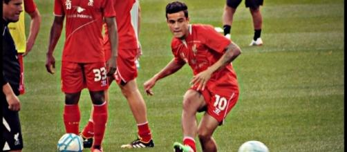Philippe Coutinho by md.faisalzaman via Flickr