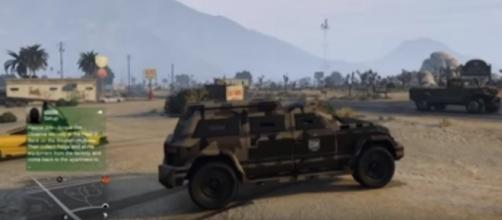 """Rockstar drops a new set of exciting contents to """"GTA 5 Online"""" in the latest August update. CentralGamingHub/YouTube"""