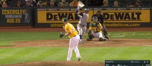 Seattle Mariners rumors: Updated playoff odds a positive sign for team - youtube screen capture / MLB