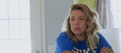 'Teen Mom 2' star Kailyn Lowry. (Image via YouTube screengrab)