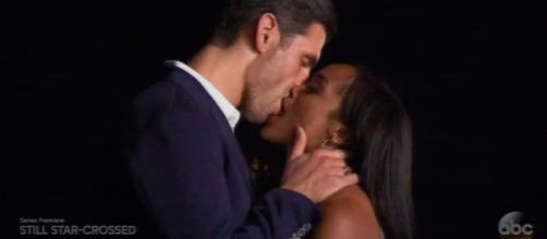 The Bachelorette - screenshot from show