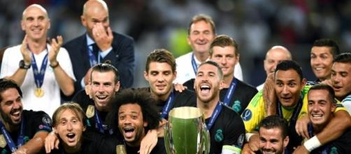 VIDEO. Supercoupe d'Europe: le Real de Zidane fait le doublé - bfmtv.com