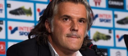 Vincent Labrune - Ancien président de l'Olympique de Marseille