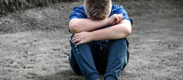 Childhood depression - Image CCO Public Domain Pixabay