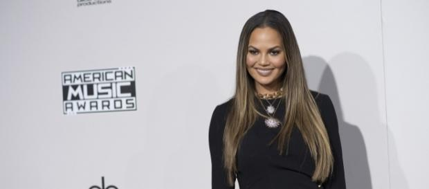 Chrissy Teigen talks about her struggle with alcohol. [Image via Flickr/Disney/ABC Television Group]
