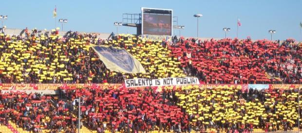 In serie C il Lecce è primo per gli abbonamenti.