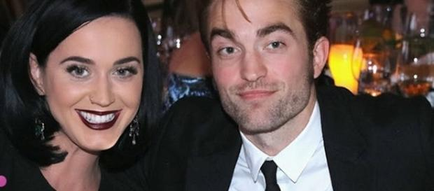 Katy Perry and Robert Pattinson - Hollyscoop/YouTube Screenshot