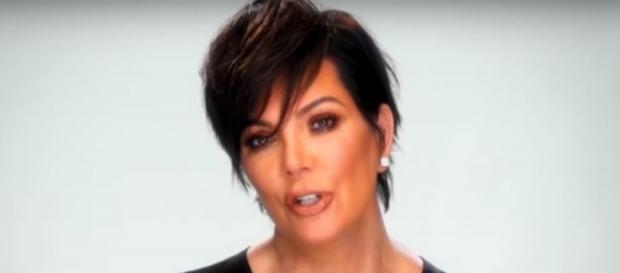 Kriss Jenner talked spoke about how she supported Caitlyn Jenner. Image[E News!-YouTube]