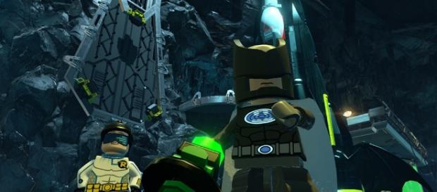 LEGO Batman game. [Image via Flickr/Jorge Figueroa]