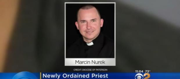 Marcin Nurek facing sex charges - YouTube/CBS New York