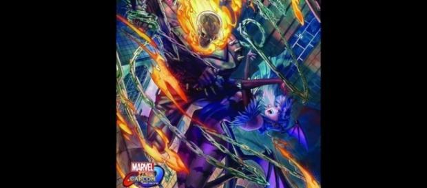 Marvel vs Capcom Infinite Ghost Rider (XCriminalNinjaX/YouTube Screenshot) https://www.youtube.com/watch?v=i5Ho_jm5l9w