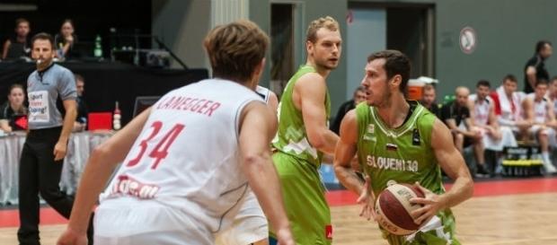 Miami Heat guard Goran Dragic to lead Slovenia in the FIBA EuroBasket 2017 - Ailura via Wikimedia Commons