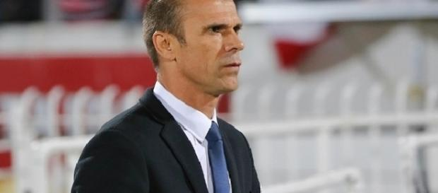 Milton Mendes, treinador do Vasco da Gama