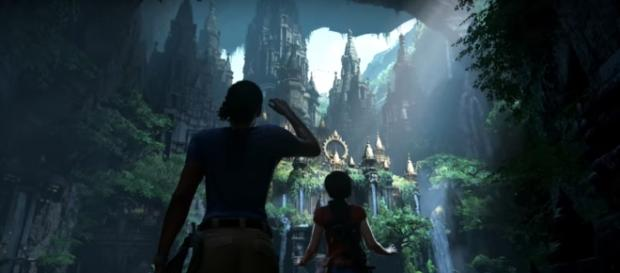 Naughty Dog might release another hit game. Photo via PlayStation/YouTube