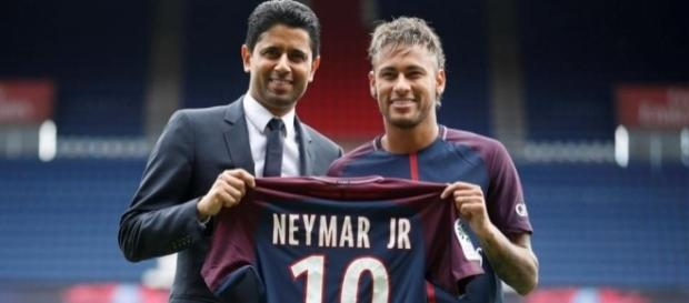 Neymar says money not motive after joining Paris Saint-Germain in ... - hindustantimes.com