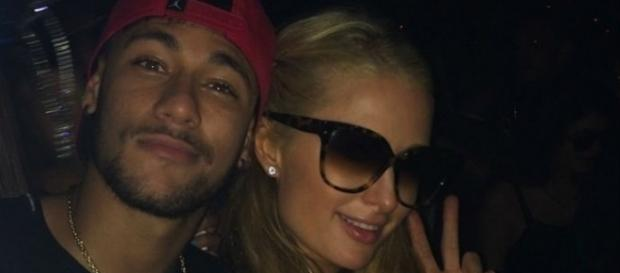 Neymar tem se divertido muito ultimamente