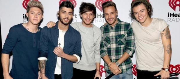 One Direction members Louis Tomlinson and Liam Payne have befriended Zayn Malik, reports say. Photo by Angel Love/YouTube Screenshot