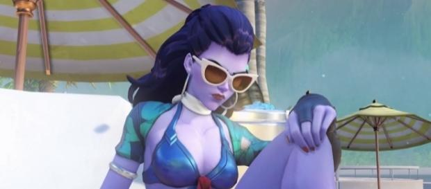 Overwatch Summer Games 2017. [Image via YouTube/Force Gaming]