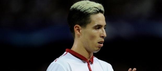 Samir Nasri - Joueur de Manchester City